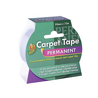 Shurtape Duck TapePermanent Carpet Tape 50mm x 10m SHU260507