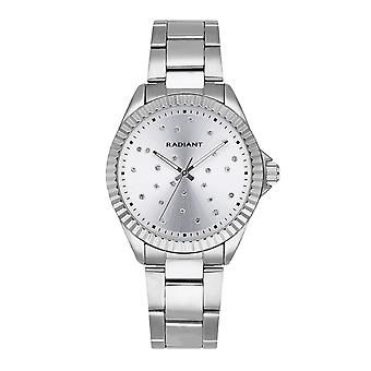 Radiant constellation watch for Analog Quartz Woman with stainless steel bracelet RA547201