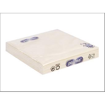 Essential Napkins 3ply White x 20 33WH17