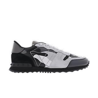 Valentino Camouflage Permanent Grey SY2S0723XVUIJ7 RETENIO shoe