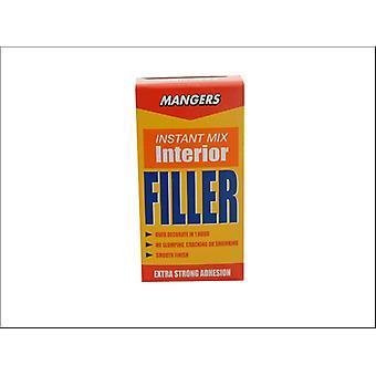 Mangers Interior Powder Filler Instant mix 2kg