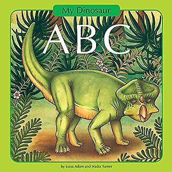 Mein Dinosaurier ABC [Board-Buch]