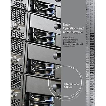 Linux Operations and Administration (International Edition)