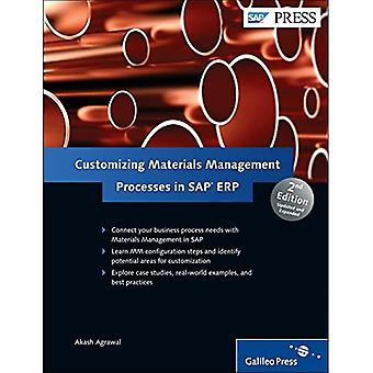 Customizing Materials Management Processes in SAP ERP 2nd Edition