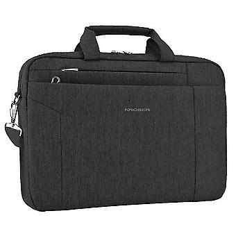 Kroser laptop bag 15.6 inch briefcase shoulder messenger bag water repellent laptop bag satchel tabl