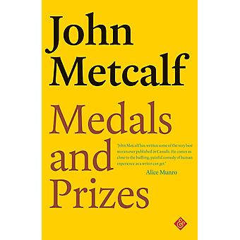 Medals and Prizes by Metcalf & John