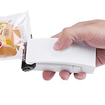 مصغرة حزمة المنزلية ختم آلة كيس من البلاستيك