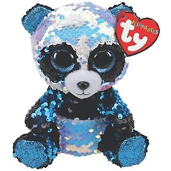 Ty Bamboo Panda Flippable Moyen - 36777
