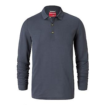 Craghoppers Mens Nosilife Ellerbek Polo T-Shirt
