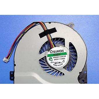 Cpu Cooling Fan For Asus X550 X550v X550c X550vc X450 X450ca X450v X450c A450c