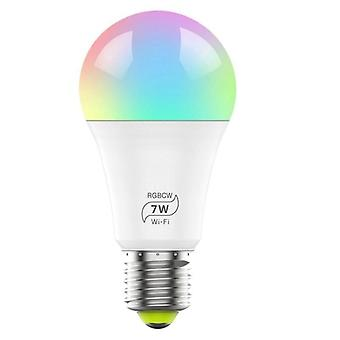 Smart Rgbw Dimmable, Wireless Wifi Light Bulb