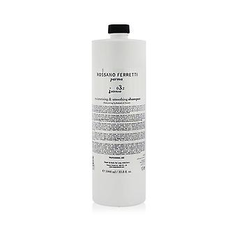 Intenso 03.2 moisturising & smoothing shampoo (salon product) 257791 1000ml/33.8oz