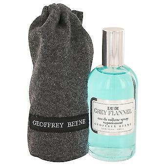EAU DE GREY FLANNEL by Geoffrey Beene Eau De Toilette Spray 4 oz / 120 ml (Men)