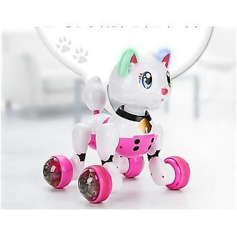 Režim hlasového ovládání Sing Dance Smart Dog Cat Robot Toy Vehicles Pet