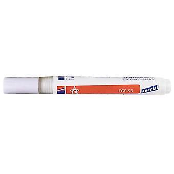 Teleganță rezistentă la mucegai Creion alb pentru repararea lacunelor