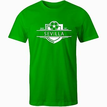 Real Betis 1907 Established Badge Football T-Shirt