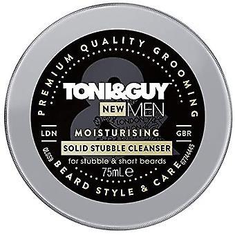 Toni&Guy Men Moisturising Solid Stubble Cleanser 75ml