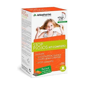 Stoppa Lice Complete Kit 3 enheter