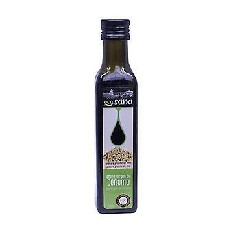 Ekologisk hampa Jungfruolja 250 ml olja