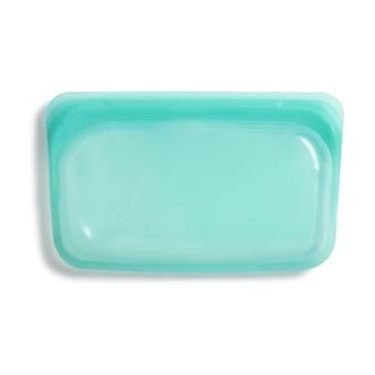 Reusable Snack Aqua silicone bag 1 unit