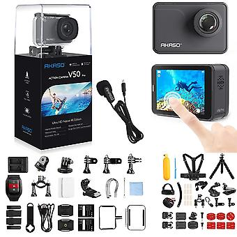Wifi Action Camera With Els Touch Screen Outdoor