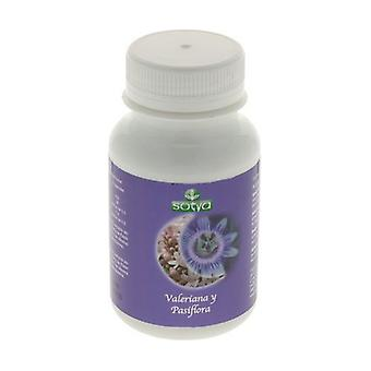 Valerian and passionflower 90 capsules of 450mg