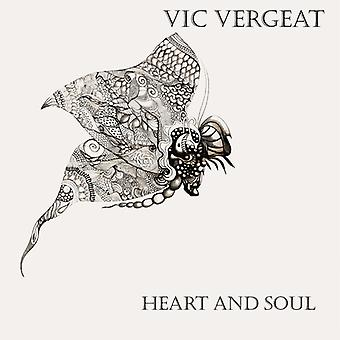 Vergeat - Importación de Heart And Soul [Vinilo] USA