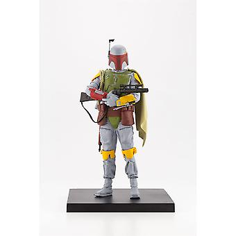 Kotobukiya ARTFX+ 1:10 Boba Fett Statue Vintage Color Exclusive Star Wars Episode V