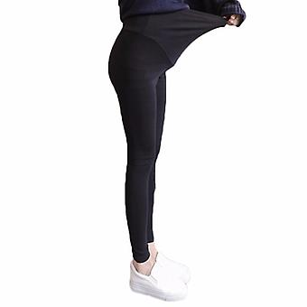 Maternity Leggings Soft Slim Adjustable Waist Pregnant Women Pant Clothes High