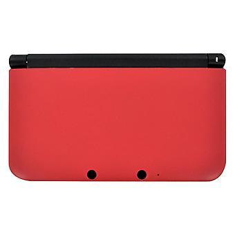KompletteGehäuse-Shell für Nintendo 3ds xl Konsole kompletter Ersatz - rot schwarz | zedlabz