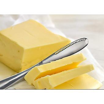 Multifunktions smør i rustfrit stål