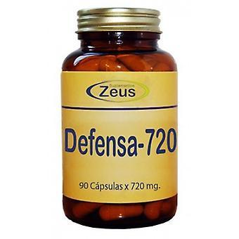 Suplementos Zeus Defense-720 90 Capsules