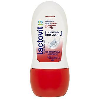 Lactovit Deodorant Roll On Urea Repairing 50 ml
