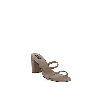 Aqua | Adele Open-Toe Block Korkeakorkoiset sandaalit