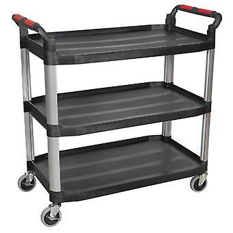 Wózek 3-poziom kompozytowe warsztat Sealey Cx310
