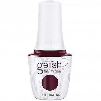 Gelish Soak Off Gel Polish - Red Alert
