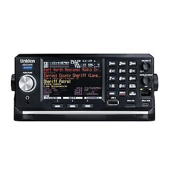 Escáner Uniden SDS200E + DMR activado + NXDN + ProVoice