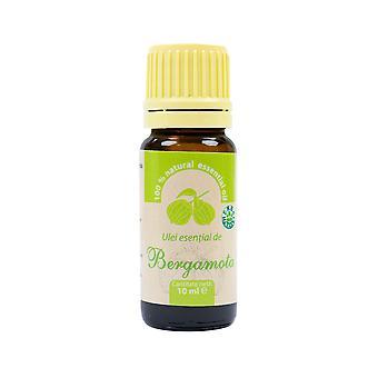 Bergamott eterisk olja (Citrus bergamia), 100% ren utan tillsats, 10 ml