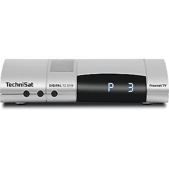 FengChun Digipal T2 DVR DVB-T2 HD Receiver (PVR Aufnahmefunktion, HDTV, kartenloses