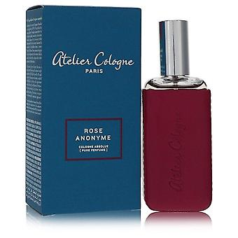 Rose anonyme pure perfume spray (unisex) by atelier cologne 556959 30 ml