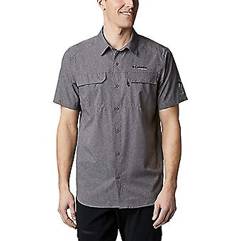 Columbia Irico T-Shirt Men's T-Shirt, City Grey, S