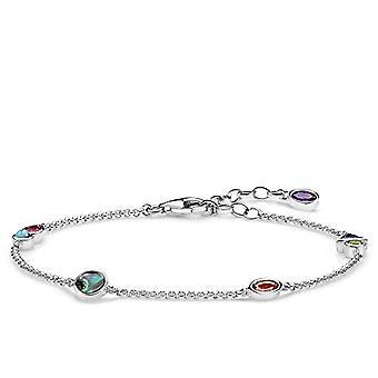 Thomas Sabo Damen Silber Armband mit Charme A1845-983-7-L19v