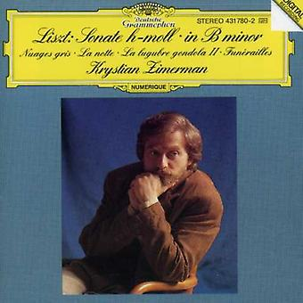 F. Liszt - Liszt: Sonate in B Minor [CD] USA import