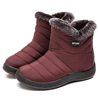 Women Waterproof Snow Boots, Winter Boots