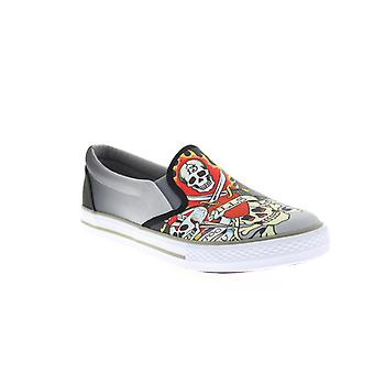 Ed Hardy Adult Mens Thorn Lifestyle Sneakers