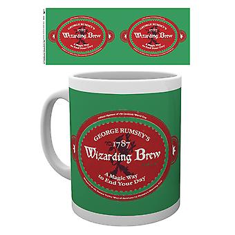 Fantastic Beasts 2 - Wizarding Brew Mug