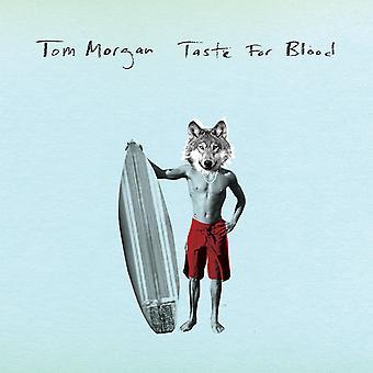 Tom Morgan - Taste For Blood Vinyl