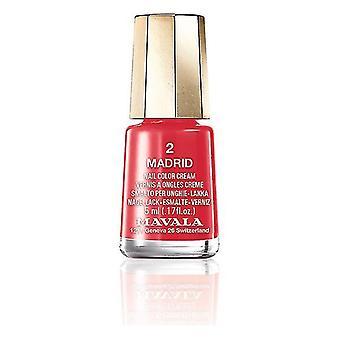Nail polish Nail Color Mavala 02-madrid (5 ml)