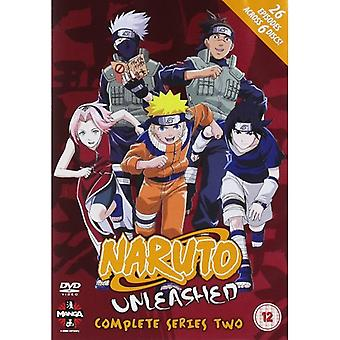 Naruto Unleashed Complete Series 2 DVD