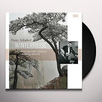 Franz Schubert, Dietrich Fischer-Dieskau, Gerald Moore - Winterreise Vinyl